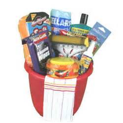 new car gift ideas car wash gift basket findgift