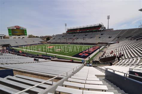 football section seating section s11 vaught hemingway stadium ole miss
