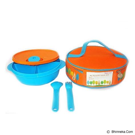 Baru Tupperware Fancy Crystalwave Lunch Set jual tupperware fancy crystalwave lunch set murah