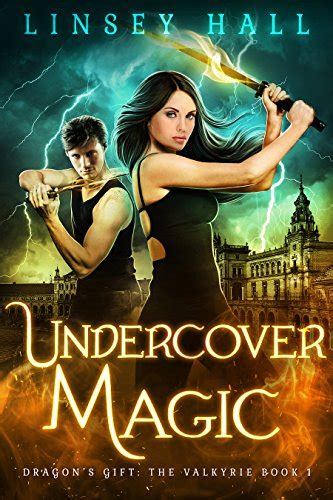 undercover magic s gift the valkyrie book 1