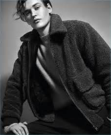 Lepaparazzi News Update Olivier With Two New Brunettes by Olivier Martinez Jegor Venned For Mango Fall Winter