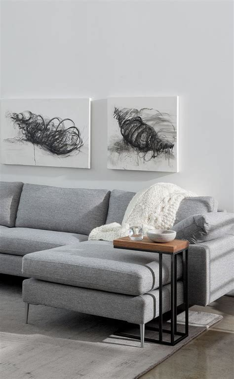 bradley side chair living spaces with more space to relax a sectional is a great way to