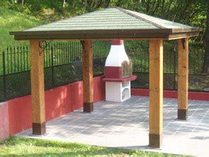 gazebo in legno lamellare prezzi vendita gazego in legno brescia edil garden brescia