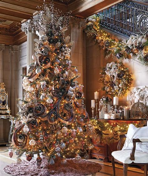 Christmas Decoration Ideas For Home by How To Update Your Christmas Tree Frontgate Blog