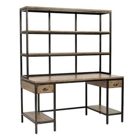 ballard designs desk durham large desk with drawers hutch graywash