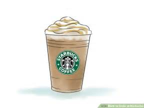 How to Order at Starbucks (with Pictures)   wikiHow