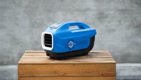 Zero Breeze Portable Air Conditioner » Gadget Flow