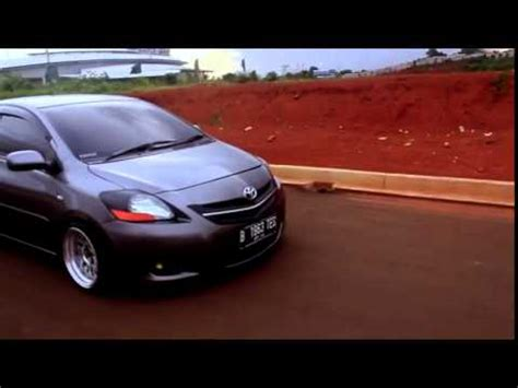 toyota limo modifikasi modifikasi bergaya stance pada toyota vios limo