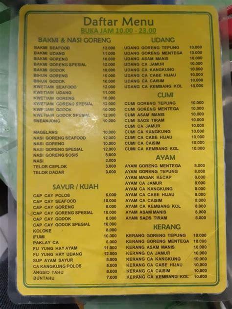 viral warung makan seafood harganya murah udang goreng