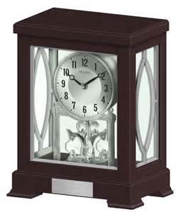 Bulova Mantel Clock Empire Mantel Clock By Bulova Anniversary Clocks