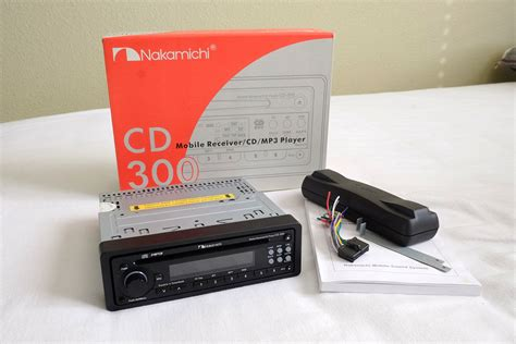 Nakamichi Cd 500 Headunit Sound Quality New Stock nakamichi cd300 r3vlimited forums