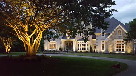 Architectural Lighting Brings Your Raleigh Nc Home To Outdoor Lighting Raleigh Nc