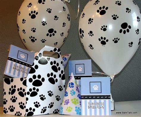 puppy birthday supplies doggie birthday ideas