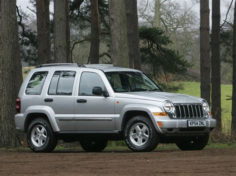 2005 Jeep Cherokee Uk Version Pictures