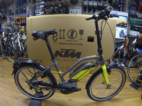 ktm macina compact  electric bike