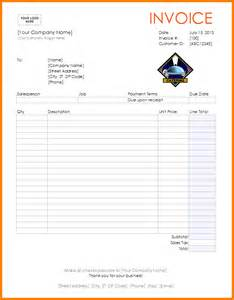 make your own invoice template make your own invoice template hardhost info
