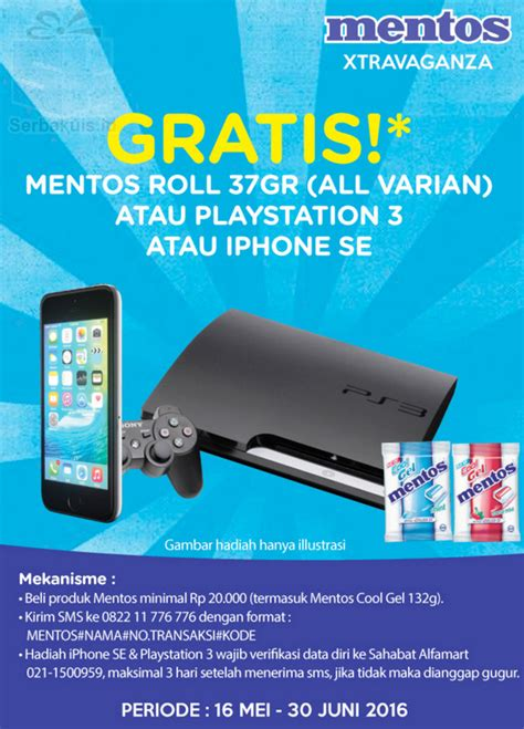 Mentos Cool Gel Cherry 132g promo mentos xtravaganza berhadiah iphone se ps3