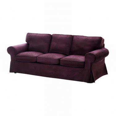 sofa bezug ikea ektorp ikea ektorp 3 seat sofa cover slipcover tullinge lilac