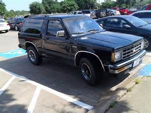 1986 chevrolet blazer beater by tr0llhammeren on deviantart