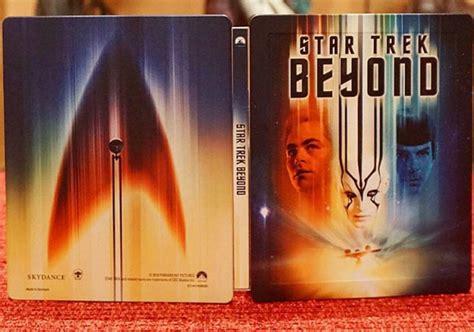 3d 2d Trek Beyond Steelbook 2 Disc uk trek beyond 2016 3d 2d zoom exclusive