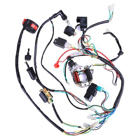 zongshen 4 wheelers wiring diagram wiring diagram
