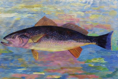acrylic painting fish alf img showing gt acrylic paintings of fish