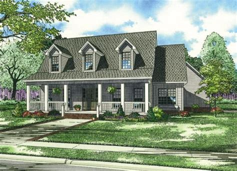 cape cod house plans with porch cape cod plan 2 025 square feet 3 bedrooms 2 5