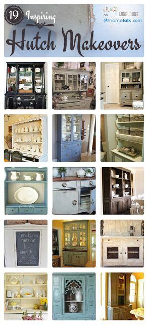 19 inspiring hutch makeovers idea box by julie lilacs and longhorns painted hutch hutch