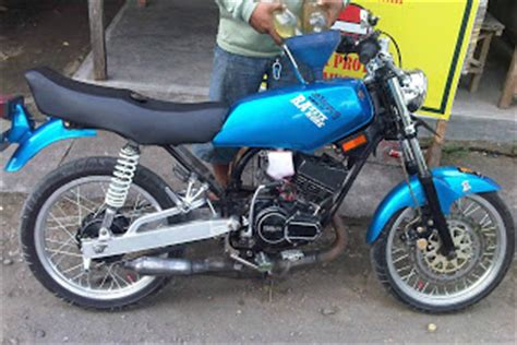gambar motor kalong modifikasi rx king contoh modifikasi motor