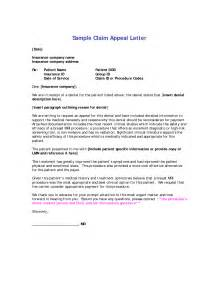 Appeal Letter Insurance Best Photos Of Appeal Letters Exles Insurance Appeal Letter Sle