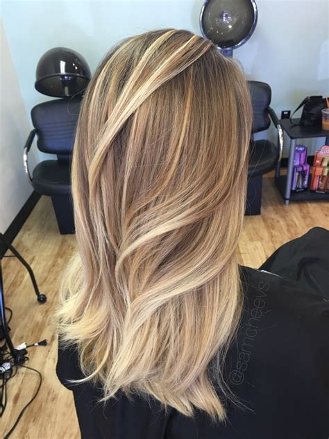 blonde hair with brown highlights pictures 51 blonde and brown hair color ideas for summer 2018