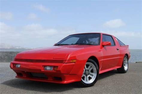 1988 Chrysler Conquest Tsi by Nicest We Ve Seen 35k Mile 1988 Chrysler Conquest Tsi