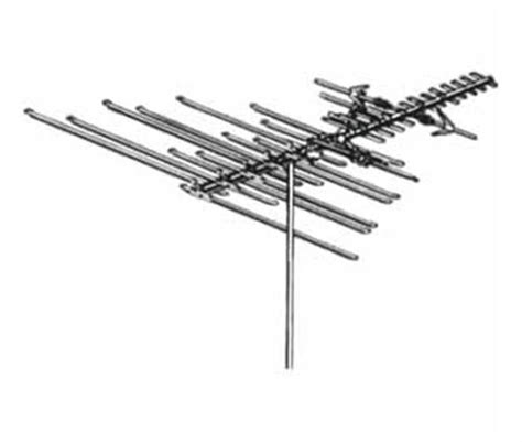 winegard hd 7082p high definition vhf uhf fm tv antenna hd7082p from solid signal