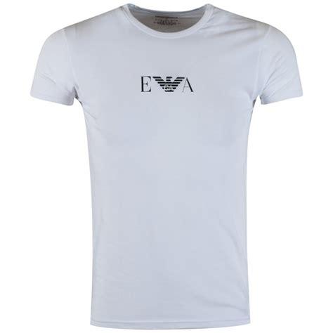 Tshirt Giorgio Armani Dealldo Merch emporio armani emporio armani white large logo t shirt from brother2brother uk