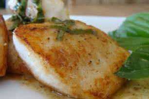 fish friday tilapia with lemon basil sauce vivek s epicurean adventures