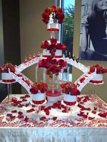 Redneck Wedding Ideas Nice Photos Of Four Tier Wedding Cakes With Fountains Onweddingideas Com