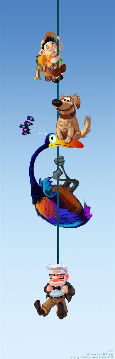 film up disney pixar up by chelsea gordon ratzlaff disney pixar pinterest