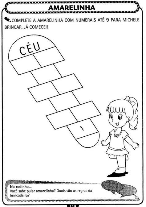 Actividades de Matemática para pré escolar - 33 - Fichas e