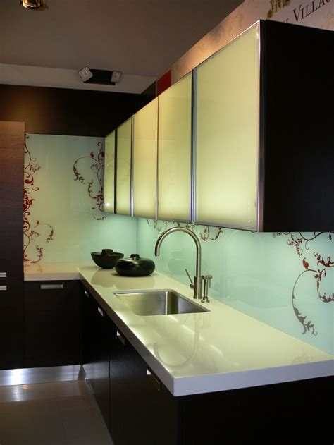 glass design for kitchen 17 best images about backsplashes on pinterest glass