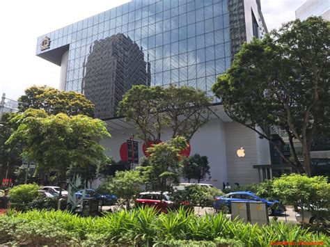 apple x singapore apple soon to open its first singapore flagship store at