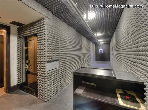 Indoor Shooting Range In Home Diy Home Security