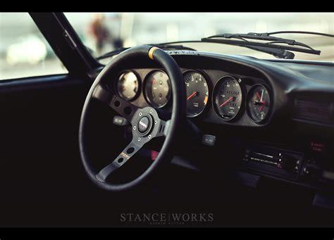 magnus walker porsche interior stance works magnus walkers 78schr budget porsche 911sc