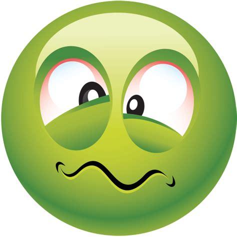 emoji sick sick emoji symbol