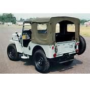 Jeep Cj 3b 1964 Image 5