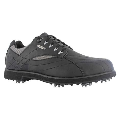 mens golf shoes hi tec dri tec g300 mens golf shoes sweatband