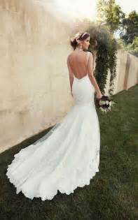 60 perfect low back wedding dresses deer
