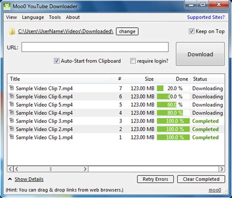 download mp3 from web page online moo0 youtube downloader free over 180 video sites