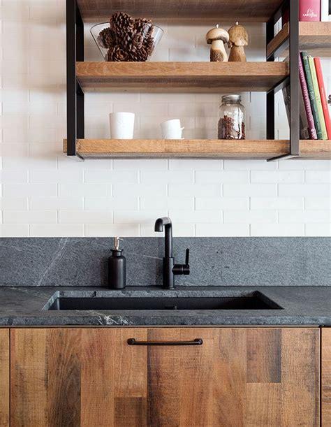Schwarze Granitküche Countertops 25 Best Ideas About Soapstone Counters On