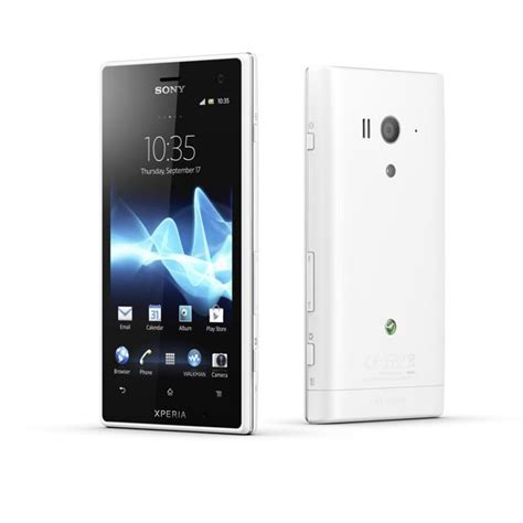 Hp Sony Xperia Water Resistant sony xperia acro s is a water resistant smartphone ubergizmo