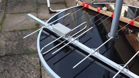 homemade cm yagi beam antennas funnycattv